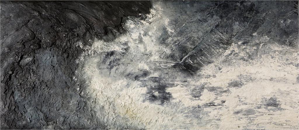 """Tsunami"" 55x123cm"